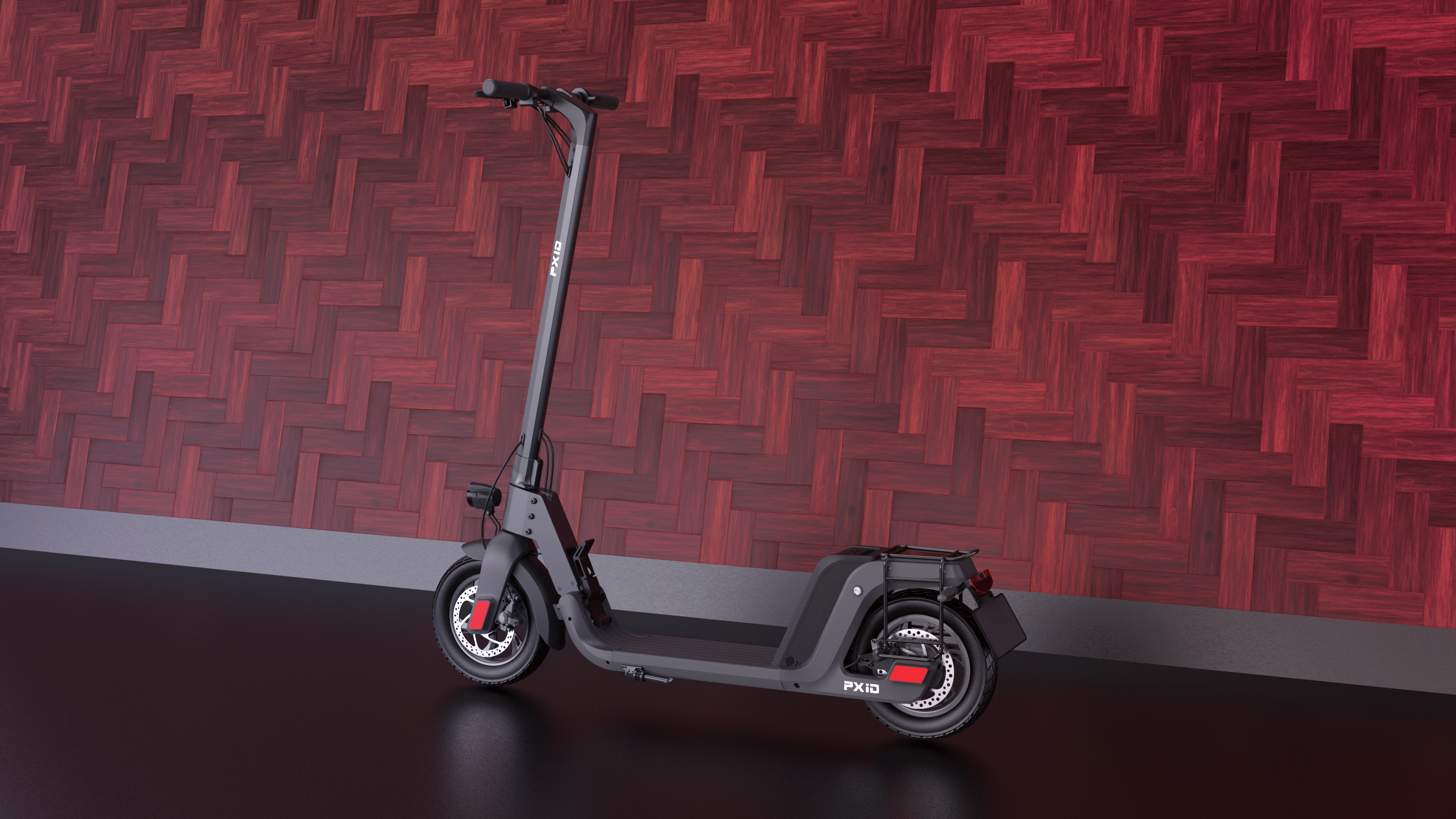 PXID 2020 electric scooter design