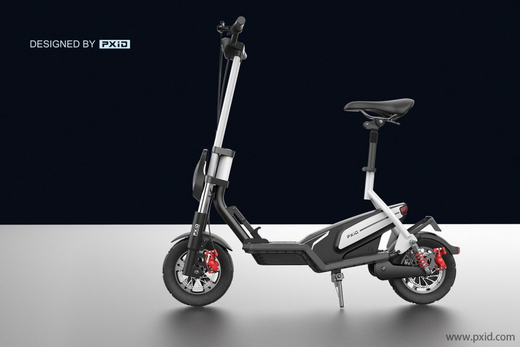 EVO Electric bike design
