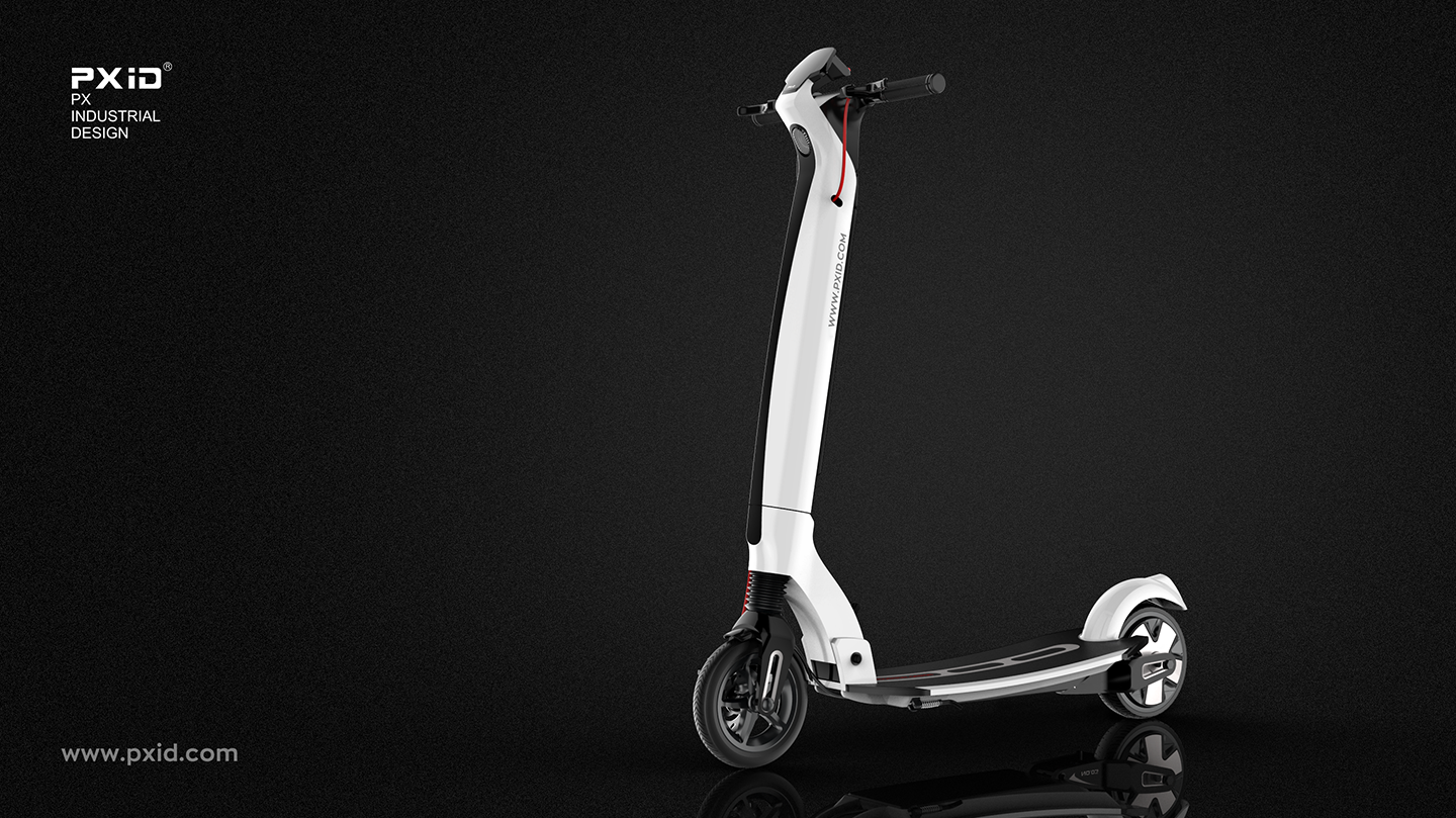 Electric Scooter Design - Cool I Travel, Brilliant Life