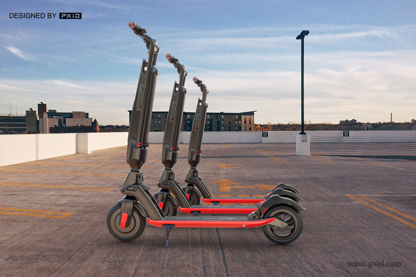 Share Electric Scooter Company Bird Announces Financing $275 Million
