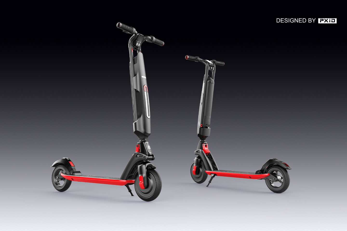 U1 scooter - the role of face value and strength