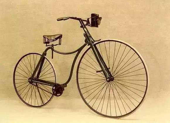 History of cycling: ancient and formidable power